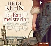 Die Baumeisterin, 6 Audio-CDs