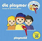 Die Playmos - Einsatz für die Küstenwache, 1 Audio-CD
