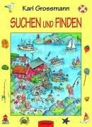Children's Storybooks in Hardback: Suchen Und Finden (German Edition) - Grossmann