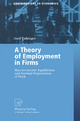 A Theory of Employment in Firms - Josef Falkinger