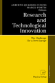 Research and Technological Innovation - Alberto Quadrio Curzio; Marco Fortis
