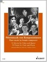 Flute Music by Female Composers - Elisabeth Weinzierl