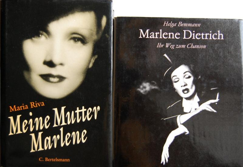 Marlene Dietrich. Ihr Weg zum Chanson
