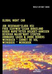 Global Night Car - Weltnachtauto - Wereldnacht auto - VOITURE DE NUIT GLOBALE - Annemarie Sauer Fred Schywek, The Authors - De auteurs - Les auteurs The Authors - Die Autoren