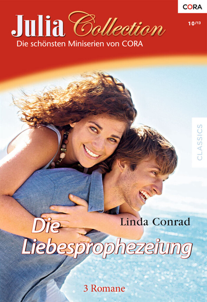 Julia Collection Band 61 als eBook von Linda Conrad - CORA Verlag