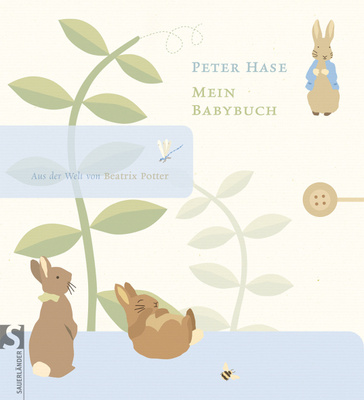 Peter Hase Mein Babybuch - Beatrix Potter