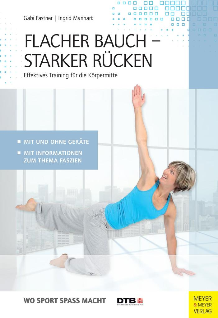 Flacher Bauch - Starker Rücken als eBook Download von Gabi Fastner, Ingrid Manhart - Gabi Fastner, Ingrid Manhart