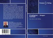 Kleppe, Eckhard: Predigten - länger haltbar
