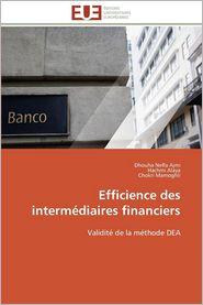 Efficience Des Intermediaires Financiers
