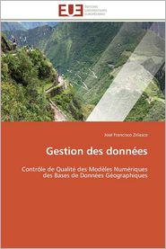 Gestion Des Donnees