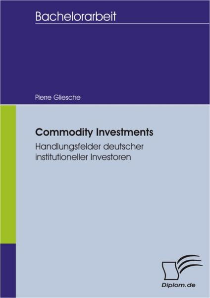 Commodity Investments