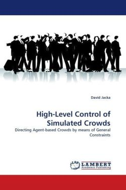 High-Level Control of Simulated Crowds