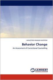 Behavior Change - Augustine Mwangi Gatotoh