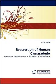 Reassertion Of Human Camaraderie - U. Sumathy
