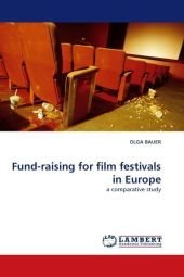 Fund-raising for film festivals in Europe - Olga Bauer