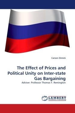 The Effect of Prices and Political Unity on Inter-state Gas Bargaining