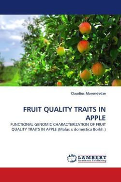 FRUIT QUALITY TRAITS IN APPLE