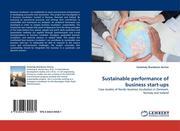 Brandsnes Aurmo, Veslemøy: Sustainable performance of business start-ups