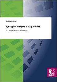 Synergy in Mergers & Acquisitions - Stefan Karenfort