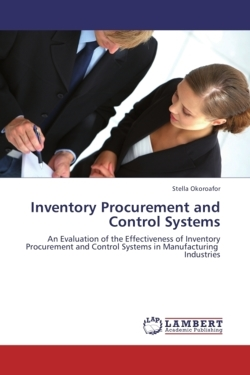 Inventory Procurement and Control Systems