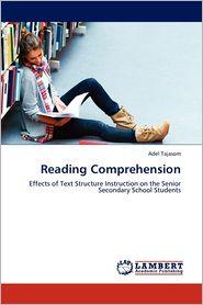 Reading Comprehension - Catherine Ashasim