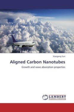 Aligned Carbon Nanotubes: Growth and wave absorption properties