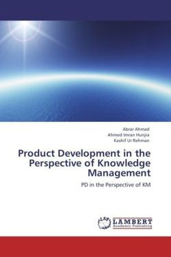 Product Development in the Perspective of Knowledge Management
