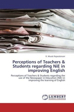 Perceptions of Teachers & Students regarding NiE in improving English