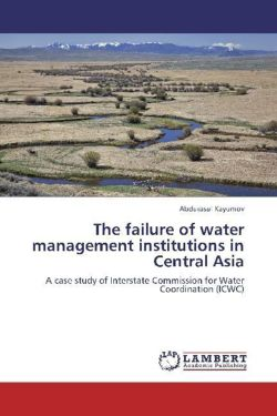 The failure of water management institutions in Central Asia