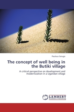 The concept of well being in the Butiki village