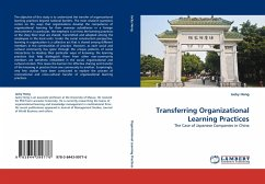 Transferring Organizational Learning Practices - Hong, Jacky
