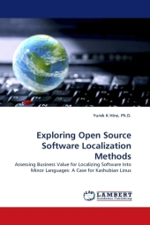 Exploring Open Source Software Localization Methods - Yurek K. Hinz