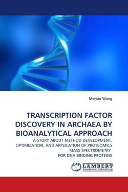 TRANSCRIPTION FACTOR DISCOVERY IN ARCHAEA BY BIOANALYTICAL APPROACH