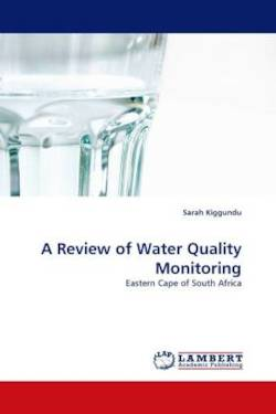 A Review of Water Quality Monitoring