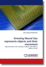 Growing Neural Gas represents objects and their movement