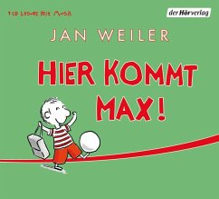 Hier kommt Max! (MP3-Download) - Weiler, Jan