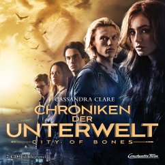 Chroniken der Unterwelt - City of Bones (Filmhörspiel) (MP3-Download) - Clare, Cassandra