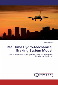 Real Time Hydro-Mechanical Braking System Model - Gallucci, Mattia
