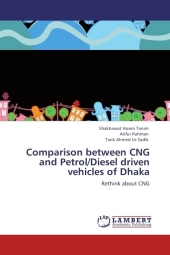Comparison between CNG and Petrol/Diesel driven vehicles of Dhaka - Shakhawat Hosen Tanim