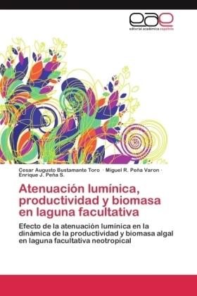 Atenuación lumínica, productividad y biomasa en laguna facultativa - Efecto de la atenuación lumínica en la dinámica de la productividad y biomasa algal en laguna facultativa neotropical