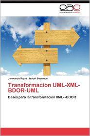 Transformacion UML-XML-Bdor-UML