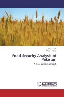 Food Security Analysis of Pakistan