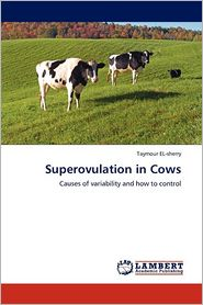 Superovulation In Cows