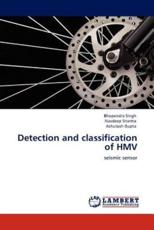 Detection and Classification of Hmv - Bhopendra Singh