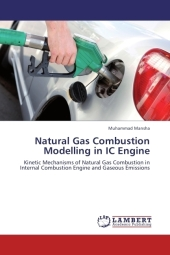 Natural Gas Combustion Modelling in IC Engine - Muhammad Mansha