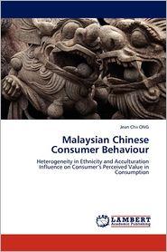 Malaysian Chinese Consumer Behaviour
