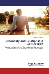 Personality and Relationship Satisfaction - Sarah L. Tackett