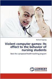 Violent Computer Games - Richard Sagasag