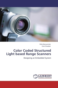 Color Coded Structured Light based Range Scanners: Designing an Embedded System