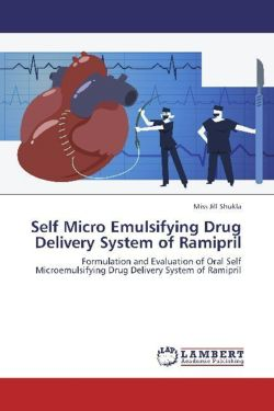 Self Micro Emulsifying Drug Delivery System of Ramipril